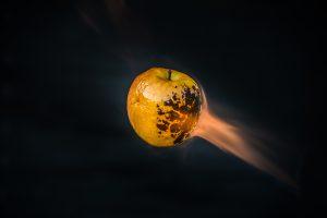 pomme-brulée